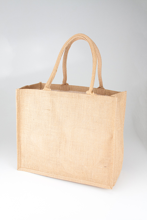 10 x Blank Jute Bags - Extra Large