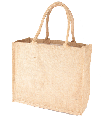10 x Blank Jute Bags - Extra Large - Click Image to Close